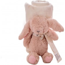 Bizzi Growin Soft Rabbit Toy Gift Set