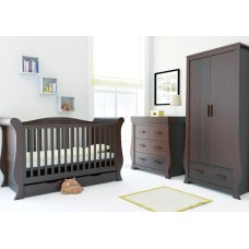 Babystyle Hollie Rich Walnut Furniture Set