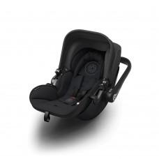 Kiddy Evolution Pro 2 Car Seat - Onyx Black