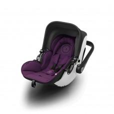 Kiddy Evolution Pro 2 Car Seat - Royal Purple