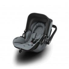 Kiddy Evolution Pro 2 Car Seat - Steel Grey