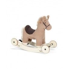 Mamas and Papas Rocking Horse - Mocha
