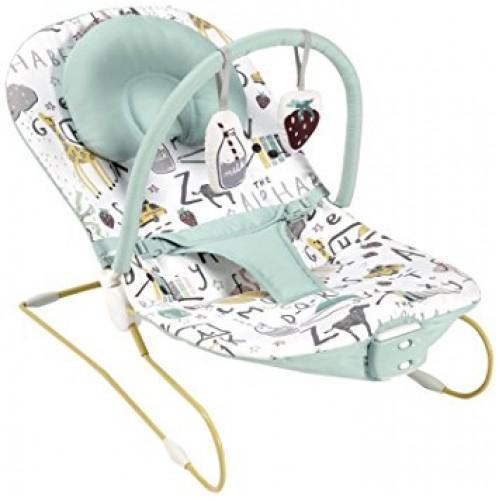Buzz Bouncing Cradle Alphabet