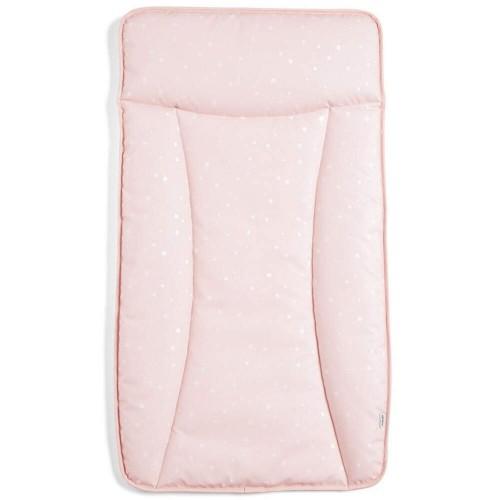 Essentials Changing Mattress - Pink Twinkle