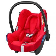 Maxi Cosi Cabriofix Car Seat in Vivid Red