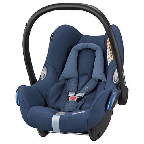 Maxi Cosi Cabriofix Car Seat in Nomad Blue