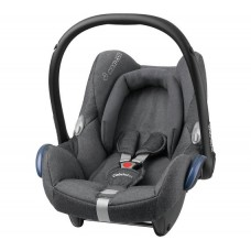 Maxi Cosi Cabriofix Car Seat in Sparkling Grey