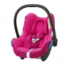 Maxi Cosi Cabriofix Car Seat in Frequency Pink