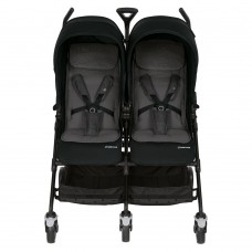 Maxi Cosi Dana For2 Pushchair - Nomad Black