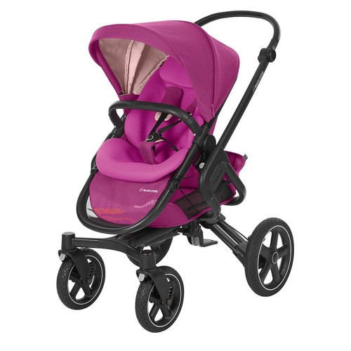 Maxi Cosi Nova 4 Wheel Pushchair - Frequency Pink