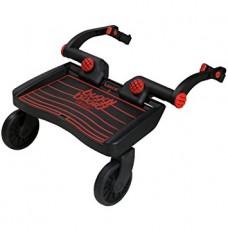 Cheeky Rascals Lascal Mini Buggy Board Red/ Black
