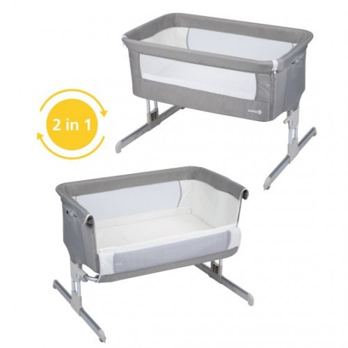 Safety 1st Calidoo Side Sleeping Crib