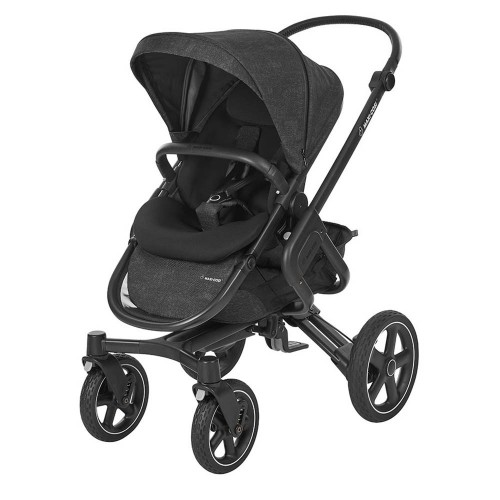 Maxi Cosi Nova 4 Wheel Pushchair - Nomad Black