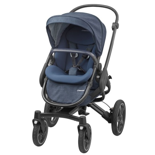 Maxi Cosi Nova 4 Wheel Pushchair - Nomad Blue