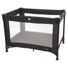 Red Kite Sleep Tight Travel Cot (Black)