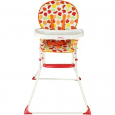 Red Kite Feed Me Compact Highchair - Tutti Frutti