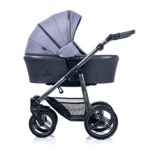 Venicci Carbo 3in1 Travel System - Natural Grey (LUX)