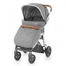 BabyStyle Oyster Zero Stroller - Wolf Grey