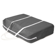 Snuggle Bed Travel Bag - Tungsten Grey