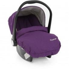 Babystyle Oyster Car Seat - Wild Purple