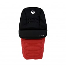 Babystyle Oyster Footmuff - Tango Red