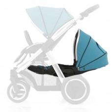 Babystyle Oyster Max 2 Lie-Flat Tandem Seat - Deep Topaz