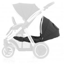 Babystyle Oyster Max 2 Lie-Flat Tandem Seat - Ink Black