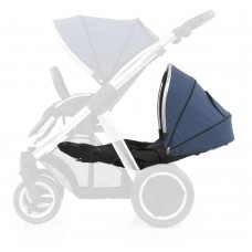Babystyle Oyster Max 2 Lie-Flat Tandem Seat - Oxford Blue