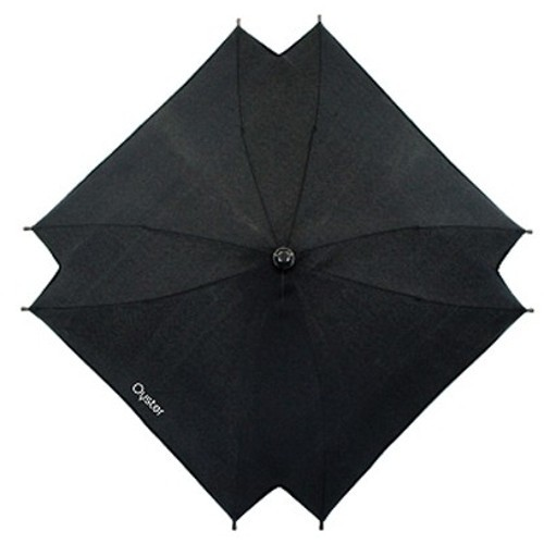 Babystyle Oyster/Oyster Max Parasol (Black)
