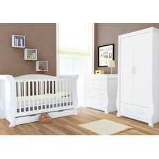 Babystyle Hollie Fresh White Furniture Set