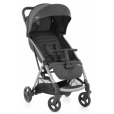 Babystyle Oyster Atom Pushchair-Tungsten Grey