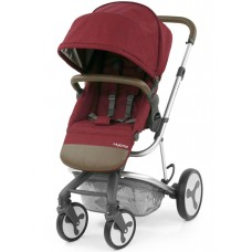 BabyStyle Hybrid City Stroller (Lava Red)
