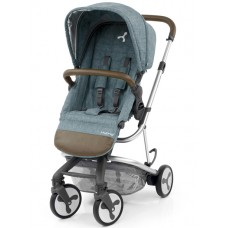 BabyStyle Hybrid City Stroller (Mineral Blue)