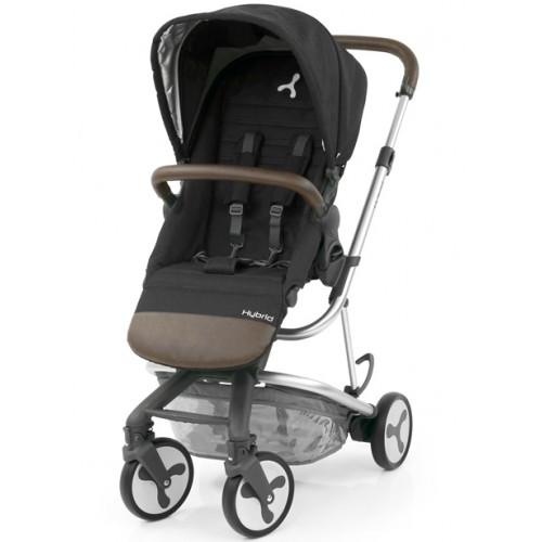 BabyStyle Hybrid City Stroller (Phantom Black)
