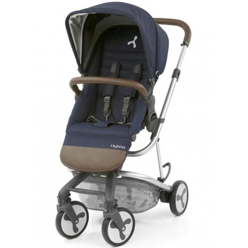 BabyStyle Hybrid City Stroller (Simply Navy)