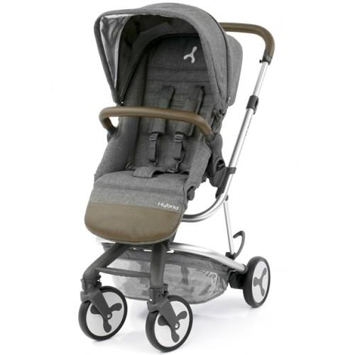 BabyStyle Hybrid City Stroller (Stonewash)