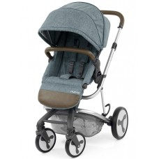 BabyStyle Hybrid Edge Stroller (Mineral Blue)