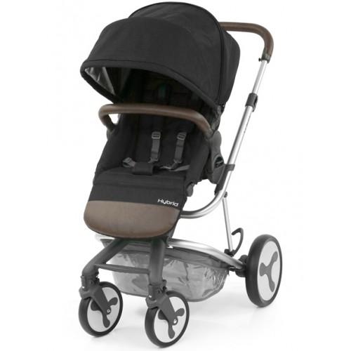 BabyStyle Hybrid Edge Stroller (Phantom Black)