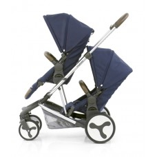BabyStyle Hybrid Tandem Stroller (Simply Navy)