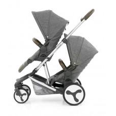 BabyStyle Hybrid Tandem Stroller (Stonewash)