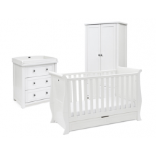 Silver Cross Nostalgia 3 Piece Furniture Set