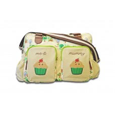Cuddles Collection Me and Mummy Woodland Changing Bag