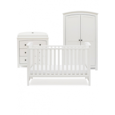 Silver Cross Ashby Style 3 Piece Furniture Set