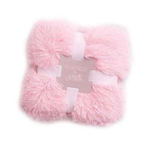 Bizzi Growin Koochicoo Blanket - Pink