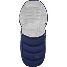 Egg Footmuff - Regal Navy