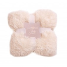 Bizzi Growin Koochicoo Blanket - Cream