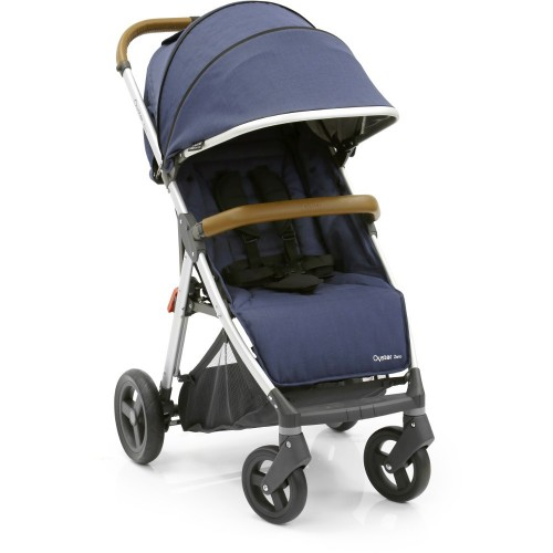 BabyStyle Oyster Zero Stroller-Oxford Blue