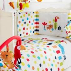 Red Kite Safari Bedding Set