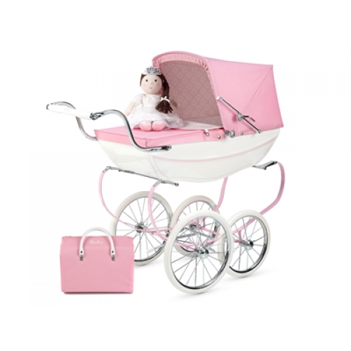 Silver Cross Princess Dolls Pram + FREE TRAY