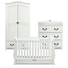 Silver Cross Windsor 3 Piece Furniture Set